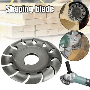65mm Electric Angle Grinder Shaping Saw Blade Wood Carving Disc Cutting Kit Tool