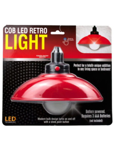 COB Retro Bulb Light (Available in a pack of 4)