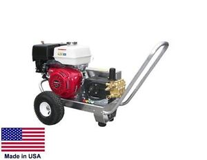 PRESSURE WASHER Portable - Cold Water - 4 GPM - 4000 PSI - 13 Hp Honda - CAT