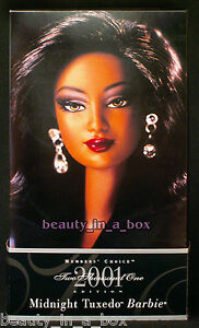 Midnight Tuxedo Barbie Doll Collector's Club Member's Choice AA African American