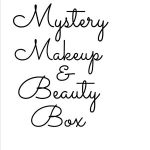 Authentic High End Sealed Makeup & Beauty Box NO Drug store products!