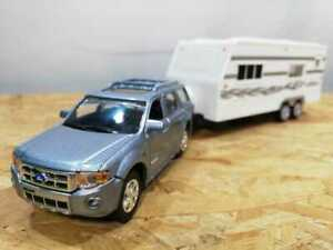 Ford Escape Camping Trailer Minicar 143 American Car Motor Home Camp Tow Towing