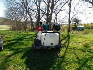 Used Hotsy Trail Blazer  Pressure Washer