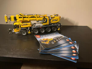 Lego Technic 42009 Mobile Crane MK ii COMPLETE SET Pieces sorted to original