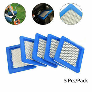 5x Air Filter Replacement For Briggs amp;Stratton Lawn Mower 491588 491588S 399959 $8.49