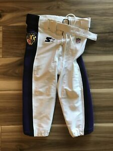 1998 Baltimore Ravens Game Worn #52 Ray Lewis Pants with Socks $299.00