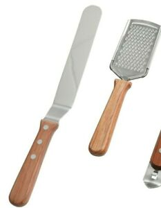 Pioneer Woman Cowboy Rustic Grater / Spreader TWO Kitchen Cooking Utensils NEW