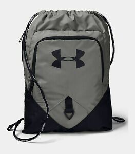Under Armour UA Undeniable Sackpack Travel Carrying Utility Zipper Gym Bag NEW!! $11.99