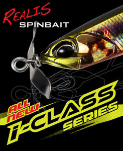 NEW Duo Realis I Class Series 80 G Fix Spinbait Spybait Lures Choose Color