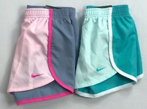 Girl's Little Youth Nike Dri Fit Dry Polyester Shorts $13.99