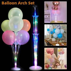 Glow in the Dark Stars w/ Big Moon-Perfect Gift Wall Decal Stickers Room Decor
