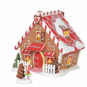 Gingers Cottage and Gingers Gingerbread Cookie SET $95.00
