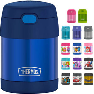 Thermos 10 oz. Kid#x27;s Funtainer Vacuum Insulated Stainless Steel Food Jar
