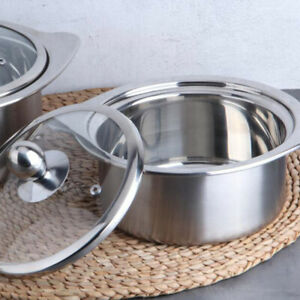 1Pc Home Dorm Induction Cooker Solo Student Cooking Kitchen Hot Pot Stewpot Pot