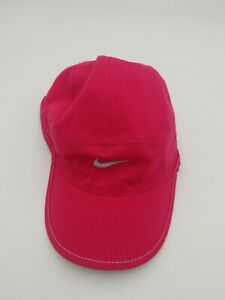 Nike Pink Storm Fit Runners Tennis Hat Good Shape Free Shipping bicycle $14.99