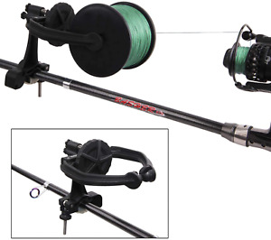 Fishing Reel Line Spooler Winder Machine Lightweight Durable Easy To Install