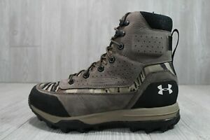 53 Under Armour SF Bozeman 2.0 600G Womens 10 Camo Hunting Boots 1299239-900