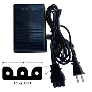 Foot Controller and Power Cord 359102 001 for Singer Foot Pedal Control Brother $21.99