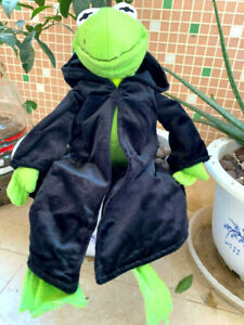 The Muppets Most Wanted Constantine Kermit frog Plush Disney $24.43