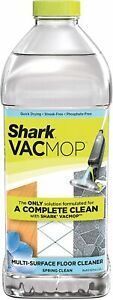 Shark VACMOP Multi-Surface Floor Cleaner 2 Litre Bottle Use With Cordless VACMOP