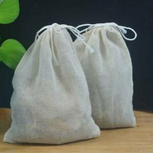 3pcs Nylon Nut Milk Bag Reusable Food Strainer Brew Coffee Juice Cheese Cloth