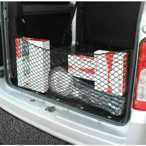 Car Accessories Rear Cargo Organizer Storage Elastic String Net Pocket Trunk
