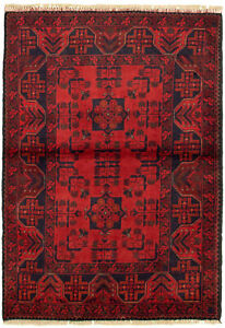 Hand-knotted Carpet 3'4
