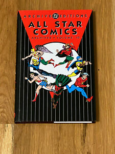 All Star DC Archives Vol 10 DC Comics Justice Society of America VERY FINE