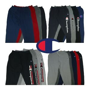 Champion Men#x27;s Big amp; Tall Sleepwear Joggers Available in Multiple Colors
