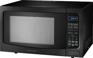 Countertop Microwave 1.1 Cu. Ft. Electronic Controls LED Display Preprogrammed S
