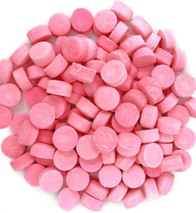 SweetGourmet Pink Wintergreen Lozenges | Canada Mint | Old-Fashioned Candy |