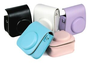 For Fujifilm Instax Mini 11 Instant Camera Case Bag Cover with Adjustable Strap