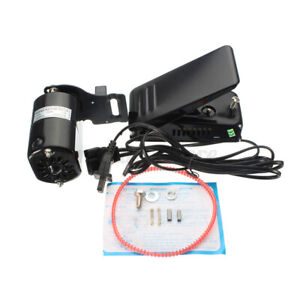 1.0 Amps Home Sewing Machine Motor Foot Pedal Controller 110V 100W HA1 15 66 99K $26.77