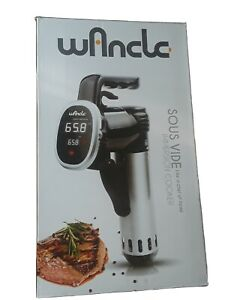Wancle Sous Vide Thermal Immersion Cooker, New