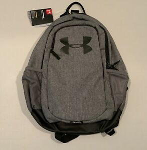 Under Armour Storm UA Scrimmage NEW w Tag Graphite Gray Backpack Free Shipping $30.00