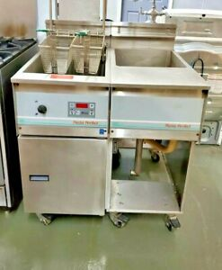 Pitco Pasta Cooker Model PG14D-HHLM - Used Condition