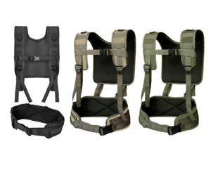 Metal Detecting Detector Harness Sling Swing Support Carry Belt Universal Beach $46.95
