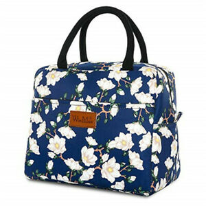 For Women Kids Men Insulated Lunch Box Tote Bag Thermal Cooler Food Lunch Bags