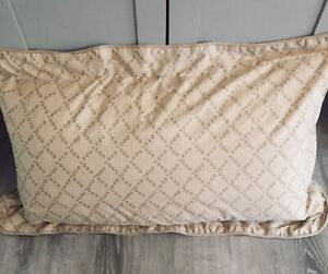 Joseph Abboud King Size Pillow Shams Shades Of Taupe