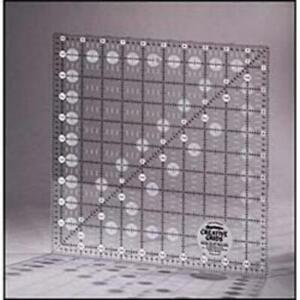 Creative Grids 10.5quot; Square Quilting Ruler Template CGR10 $25.19