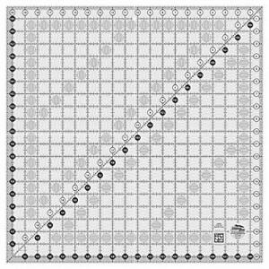 Creative Grids 20.5quot; X 20.5quot; Square Quilting Ruler $66.66