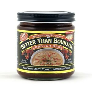 Better Than Bouillon Lobster Base $4.99