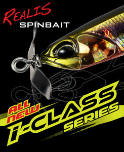 NEW Duo Realis I Class Series 62 Alpha Spinbait Spybait Lures Choose Color