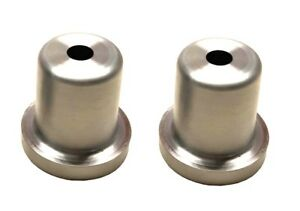 Tandem Slider Axle Stopper for trailers. 2 pieces. 1.75 Pin Lifetime Warranty