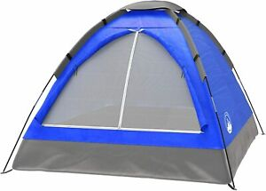 Best Camping Tent 2 Person Dome Tent Outdoor Waterproof Durable Hiking