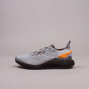 Adidas Running Men X90004D Grey Silver Orange Shoes new Limited workout FW7091 $200.00