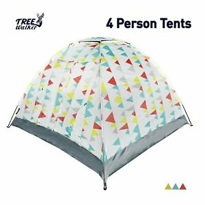 4 Person Tents for Camping for Backpacking PicnicHikingFishingOutdoor Use
