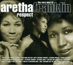 Aretha Franklin Respect: 2 CD Very Best of New CD