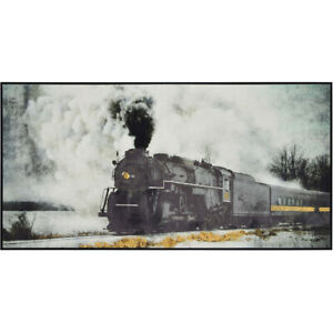 Renwil OL1726 Fisher 60 X 30 inch Painting Large