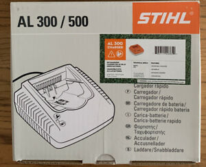 Stihl Model AL 300 500 Rapid Battery Charger New